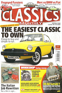 Classics Monthly Magazine - March 2009